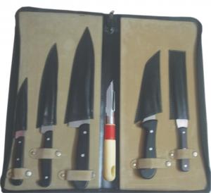6 PCS KNIFE BAG